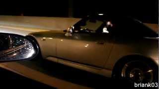 600hp Turbo Honda S2000 Vs 700hp Camaro D1SC (HD)
