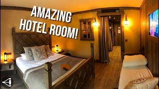 Parc Astérix Hotel - La Cité Suspendue ROOM TOUR (Duplex And Family Rooms)