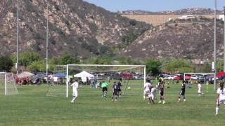 PRESIDIO LEAGUE - FC HEAT B2004 WHITE VS LAGSD B04 GOLD -WILLIAMS