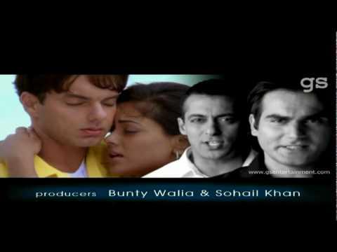 Sohail Khan MAINE DIL TUJHKO DIYA (Salman Khan & Arbaaz Khan Promotional song)