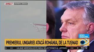 Viktor Orban, atac la adresa României: Pentru noi, Centenarul nu este un moment festiv