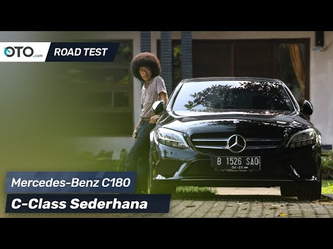 Mercedes Benz C180 | Road Test | C Class Sederhana | OTO com