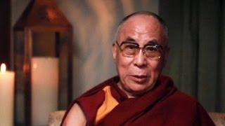 "Dalai Lama: ""Anger, hatred, fear, is very bad for our health"""