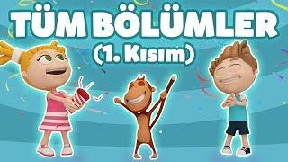 Kukuli – Eğlenceli Çizgi Filmler & Eğitici Çocuk Şarkıları | TÜM BÖLÜMLER | 1. Kısım