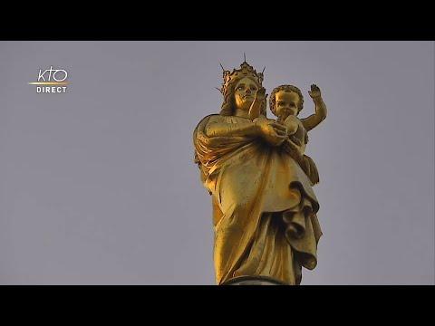 Laudes et Messe du 16 octobre 2021 à Notre-Dame de la Garde