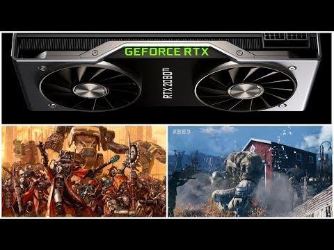 Nvidia RTX 2080 не вытягивает Battlefield 5 с трассировкой лучей | Игровые новости