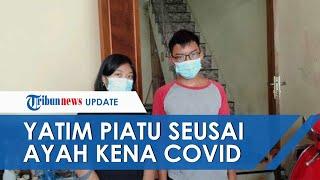 Kisah 3 Anak di Solo Jadi Yatim Piatu, Ayah Meninggal akibat Covid-19, Ibu Meninggal Tahun Lalu