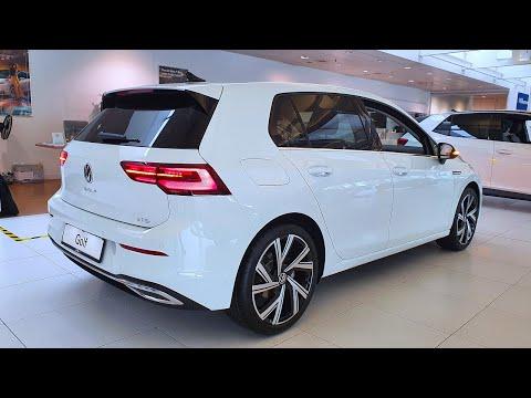 New Volkswagen Golf 8 Style 2020