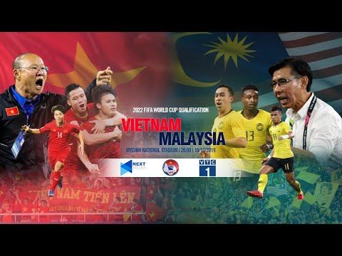 VIỆT NAM vs MALAYSIA | VÒNG LOẠI WORLD CUP 2022
