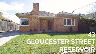 43 Gloucester Street Reservoir