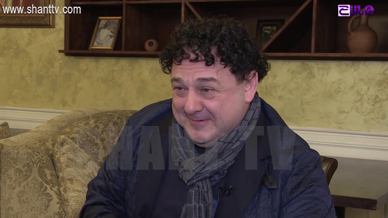 Ashxarhi hayer – Igoror Saruxanov – anons