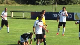preview picture of video 'SBFV-Rothaus-Pokal: FC Teningen - FC 08 Villingen'