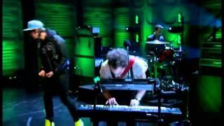 The Strokes - Games (Live on Conan) HD.flv