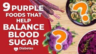 8 Amazing Purple Foods That Balance Blood Sugar