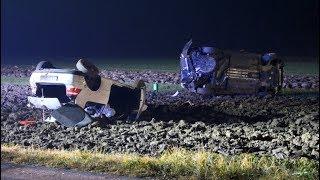 Prometna nesreča na cesti Dokležovje - Bratonci