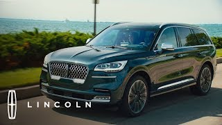 YouTube Video lMVbnPWUETM for Product Lincoln Aviator & Aviator Grand Touring Crossover SUV (2nd gen) by Company Lincoln Motor in Industry Cars