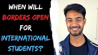 Update: When will borders open for international students?   Study in Australia   Internash