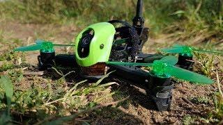 Быстрый, мелкий, гоночный, но не идеальный квадрокоптер Hubsan H123D FPV