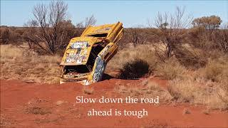 Great Central Highway, Great Victoria Desert, Western Australia and Northern Territory.