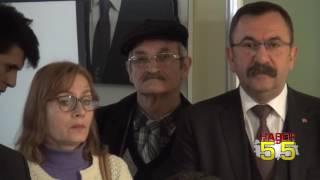CHP'Lİ VEKİLLERDEN SAMSUN'A REFERANDUM ÇIKARMASI