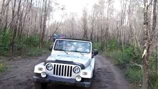 """Jeep Only Club at Tamiami Trails """"Beginners off-road ride"""""""