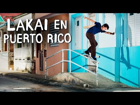 Lakai En Puerto Rico Video