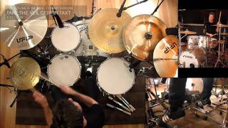 The Mars Volta Medley Drum Cover - Jon Theodore by STAN BICKNELL