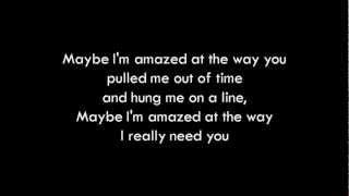 Jem - Maybe I'm Amazed