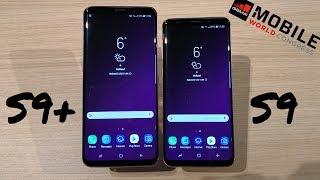 MWC 2018: Megjött a Galaxy S9 és az S9+