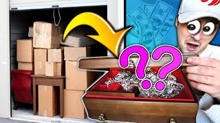 Unboxing a RANDOM Box Of JEWELRY From A STORAGE LOCKER! (WILL IT PASS A DIAMOND TESTER?)