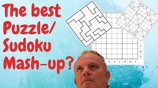The Best Sudoku/Puzzle Mash-up?