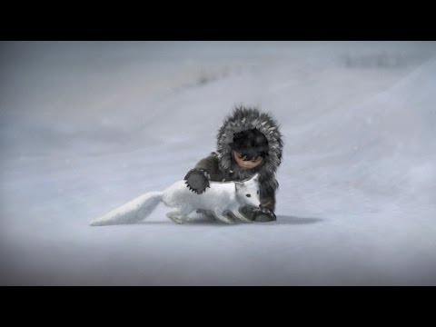 Galeria Imagenes Never Alone Arctic Collection