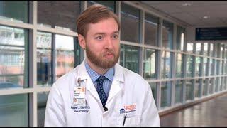 Meet UVA Neurologist, Dr. Matthew Barrett