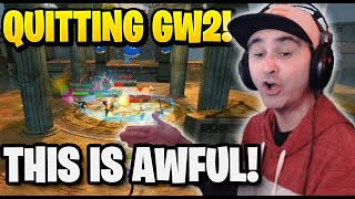 Summit1g Already QUITS Guild Wars 2! - Done With MMOs? | Stream Highlights #43