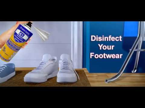 Ethanol Surface Disinfectant Spray