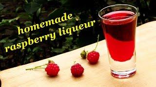 How To Make Raspberry Liqueur, Recipes Of Homemade Liqueur