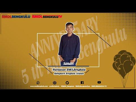 Ucapan HUT Ke-5 RMOLBengkulu dari Wartawan Bengkulu Selatan