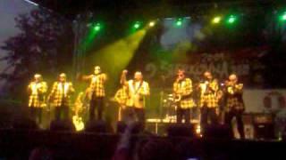 Marcel Woodman & band - Do Kr. Pole, Nashledanou krokodýle (Štěrkovna 09)
