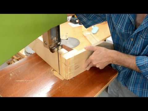 Бизнес идея в гараже. Деревянные изготовления округлой формы своими руками.