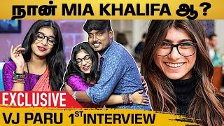 Exclusive Galatta Vj Paru Interview | நான் Aunty-யா? | VJ Parvathy | Aadhan Cinema