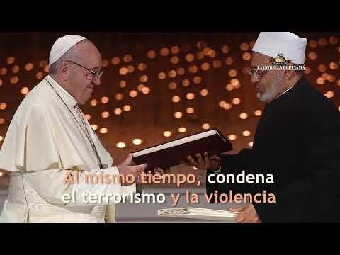 La declaración contra la violencia y el terrorismo