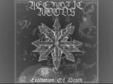 Necrotic Woods - Harbingers of the Coldest Days