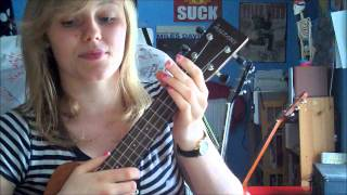 How to play The Cave (Mumford and Sons) ukulele tutorial