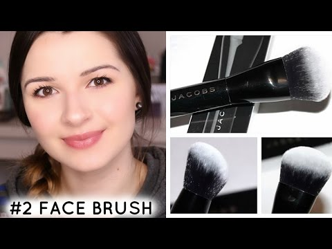MARC JACOBS #2 FACE BRUSH | REVIEW