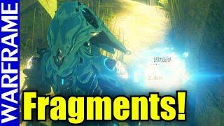 Warframe Cephalon Fragment Farming Guide - How to Scan 'Em All! [1080HD]
