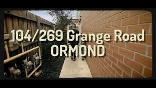 104/269 Grange Road, Ormond