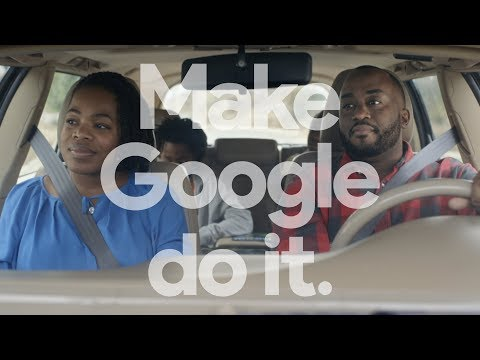 Google Assistant Commercial - Hey Google: Directions