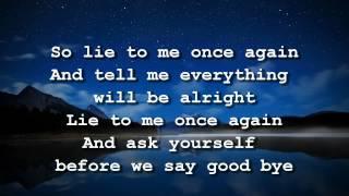 12 Stones - Lie to me with lyrics[HD].