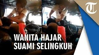 Wanita 12 Anak Hajar Suaminya saat Bekerja Menyetir Bus karena Selingkuh