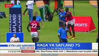 Timu ya Shujaa wapata ushindi wa alama 49-0 dhidi ya Bulls
